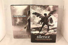 Crescendo and Silence Hush Hush Books by Becca Fitzpatrick