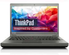 "Lenovo THINKPAD T440p Core i5 4300M 2,6GHz 8GB 180GB 14 "" W10 Web Nvidia GT730M"