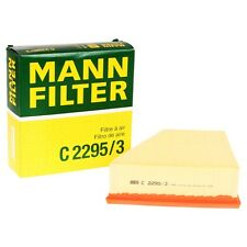 Luftfilter der Marke MANN-FILTER C2295/3 SEAT Ibiza Cordoba SKODA Fabia VW Polo