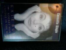 collectible kate bush cassette tape