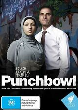 Once Upon A Time In Punchbowl (DVD, 2014)