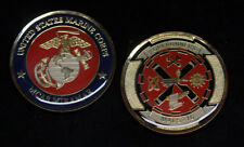 MALS-16 FORERUNNERS CHALLENGE COIN PIN UP US Marines Aviation Logistics Squadron