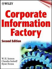 Corporate Information Factory (2nd Edition, Revised) by Inmon, W. H./ Inmon, ...