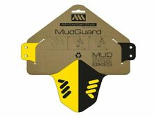 All Mountain Style AMS Mud Guard Mud Protection Yellow/Black