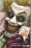 The Joker: Year of the Villain #1 Ryan Brown Variant  DC Batman NM+