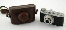 Piccoli ITALY 1953 1st MODEL 35mm fotocamera camera RARO RARE/20