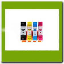 4PK Compatible HP 564XL Ink Cartridge Combo Set BK/C/M  Photosmart 7510 6350