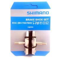 Shimano Capreo BR-F800/F700 R55C Cartridge Type Bike Brake Shoe Pads