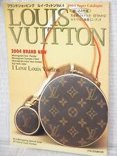 Louis Vuitton 2004 Super Katalog Kunst Foto Guide Fan Buch