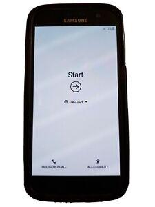 Samsung Galaxy S7 SM-G930A - 32GB - Black Onyx Fully Unlocked & 2 Cases