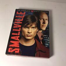 Smallville Season 5 Five Complete DVD Set Pre Owned