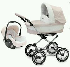 Babystyle Single Prams with 3 1 in