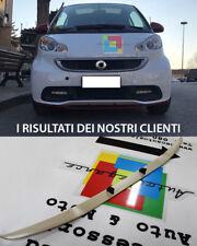 SOTTO PARAURTI SMART FORTWO 451 2007-2014 SPOILER ANTERIORE SPORTIVO