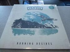 "TIM VANTOL - Burning Desires - LIMITED LP ""MINT GREEN"" Vinyl // Neu // incl. CD"
