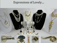 Lot of jewelry. Huge lot of jewelry. Vintage to modern jewelry