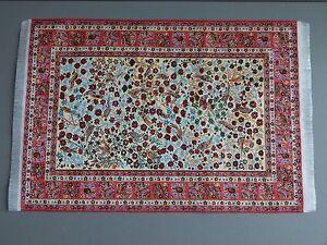 Weihnachtskrippe  Krippenzubehör Teppich orientalisch 23x15cm (90039) G