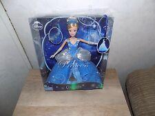 Disney Princess Cinderella 2012 Barbie Doll with ornament BRAND NEW!