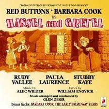 OST/HANSEL & GRETEL  CD NEU