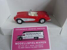 1/43 ERTL Corvette Cabrio 1960 rot 2588