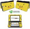 Pokemon Pikachu Carcasa de Vinilo Adhesivo para Nintendo 3DS XL