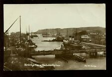Sussex NEWHAVEN Harbour Boats early paddle stemer RP PPC arrow series
