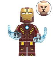 █ Buy 2 Get 1 Free █ Iron Man Mark 8 MK VIII Custom Mini Figure X0199 923