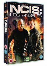 NCIS Los Angeles Naval Service TV Series 1 Criminal Investigative 6 Disc New DVD
