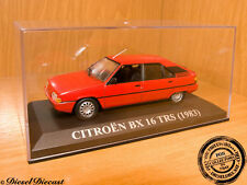 CITROEN BX 16 TRS TR-S 1983 RED 1:43 MINT!!!