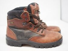 Irish Setter Mens Brown Gore-Tex Work Boots Size 11 M