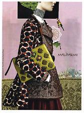 PUBLICITE ADVERTISING 114  2014   MALIPARMI  mode pret à porter accessoires
