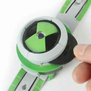 Child Gifts BEN Omnitrix Watch Toys Kid Projector Watches Bening 10 Projector
