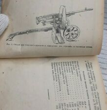 Antiaircraft machine gun ww2 book manual guide 1944 Plane Junkers 87B Luftwaffe