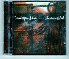 (HJ707) Christian Blood / Dead After School, split album - 2004 CD