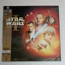 Star Wars Episode I The Phantom Menace Laserdisc Japan NTSC Gatefold Obi
