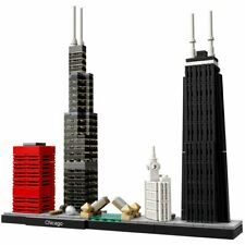 Lego Arquitectura Chicago Skyline Bloques de Construcción Set 21033