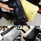 Women Clutch Evening Party Bag Lady Handbag Fashion Sparkling Sequins Tote Purse