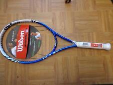 RARE NEW Wilson BLX 4 105 head 4 3/8 grip Tennis Racquet