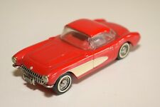 A2 1:43 DINKY COLLECTION MATCHBOX CHEVROLET CORVETTE RED NEAR MINT CONDITION