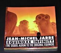 Jean Michel Jarre Équinoxe Infinity CD Dans Digipak Rapide Expédition Neuf & Ovp