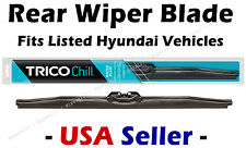 Rear Wiper Blade - WINTER Conventional - fits Listed Hyundai Vehicles - 37131