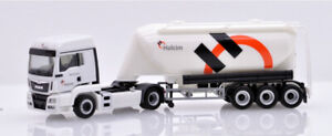 Nme 503207 Man Tgs LX - Tractor Road With Silos Holcim Ho 1:87