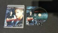 Prison Break: The Conspiracy (PlayStation 3 PS3) COMPLETE Tested Rated T Teen