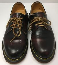 Dr Doc Martens Size US 4 UK 2 Womens Shoes Lace Up Leather Oxfords Air Cushion