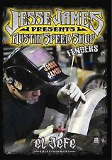 Jesse James Presents: Austin Speed Shop Fenders (DVD) New