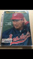 Ted Williams Autographed Signed Sports Illustrated Magazine Cover  3-17-1969