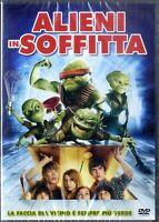 ALIENI IN SOFFITTA - 2009 - DVD nuovo sigillato
