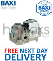 Baxi Solo 12 15 18 24 30 HE Gas Valve 241900 Genuine Part | Free Delivery *NEW*