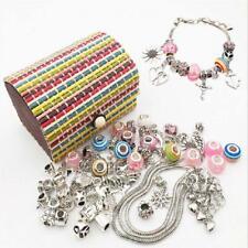 Bracelet Making Set Diy Girls Jewellery Making Kits Kids Nice Gifts Girls New