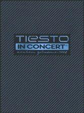 Tiesto In Concert 2004 2x DVD