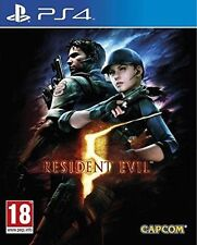 Resident Evil 5 (PS4) BRAND NEW SEALED PLAYSTATION 4